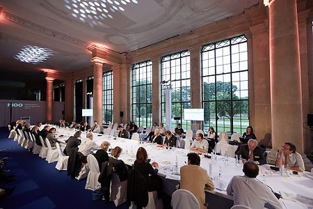 The M100 Sanssouci Colloquium takes place annually in Potsdam, this year it will be covered on Live Blog | Photo: M100