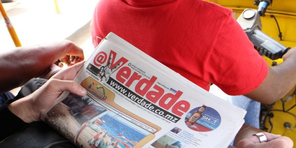 Sourcefabric visited @Verdade in Mozambique to test Citizen Desk