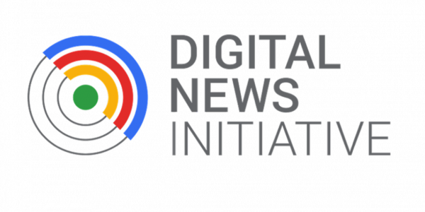 "The Digital News Initiative (DNI) is ""a collaboration between Google and news publishers in Europe to support high quality journalism and encourage a more sustainable news ecosystem through technology and innovation."""