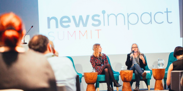 The News Impact Summit is coming to Prague on 14 October, follow it live on Live Blog | Photo: EJC