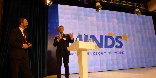 MINDS Sessions - Keynote Media Analyst Ken Doctor @ MINDS Conference Moscow