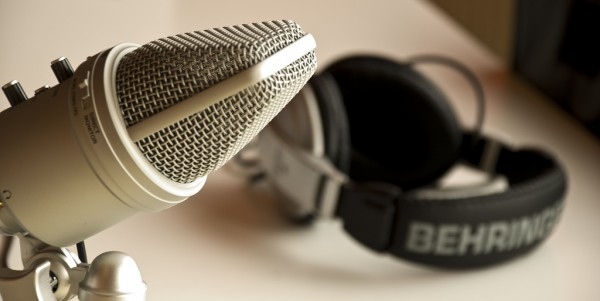 Podcasting is the new blogging...what are you waiting for? | Photo by: Patrick Breitenbach (CC BY 1.0)