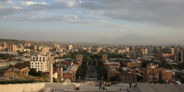 Yerevan, Armenia | Photo by: Marco Zanferrari (CC BY-SA 2.0)