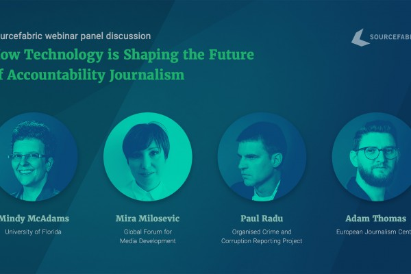 How can technology support the future of public-interest journalism?